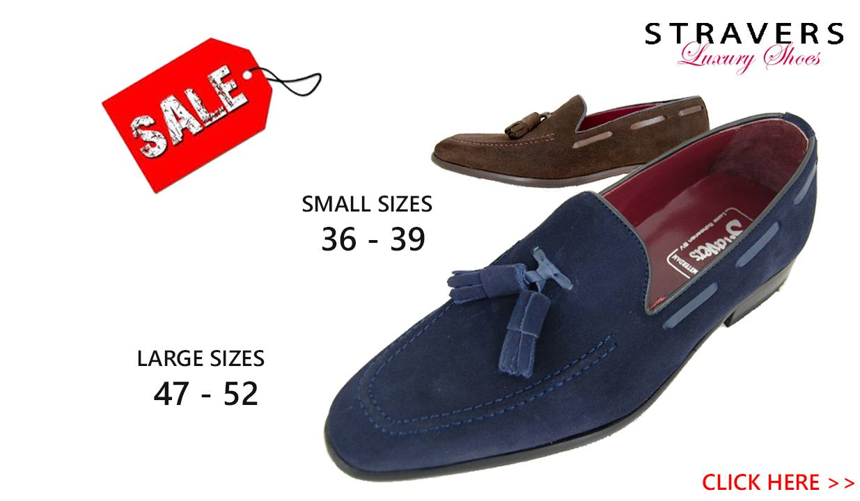 Large Size Men's Shoes