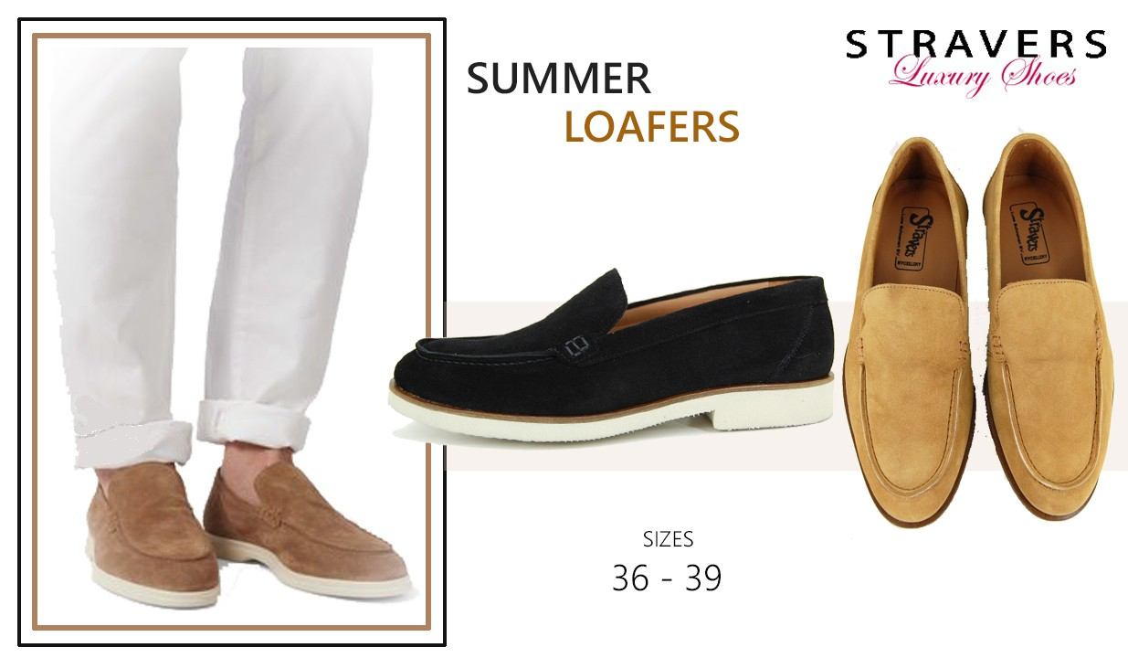 Small Size Men's Shoes : Size 3, 4, 5 & 6 | Stravers