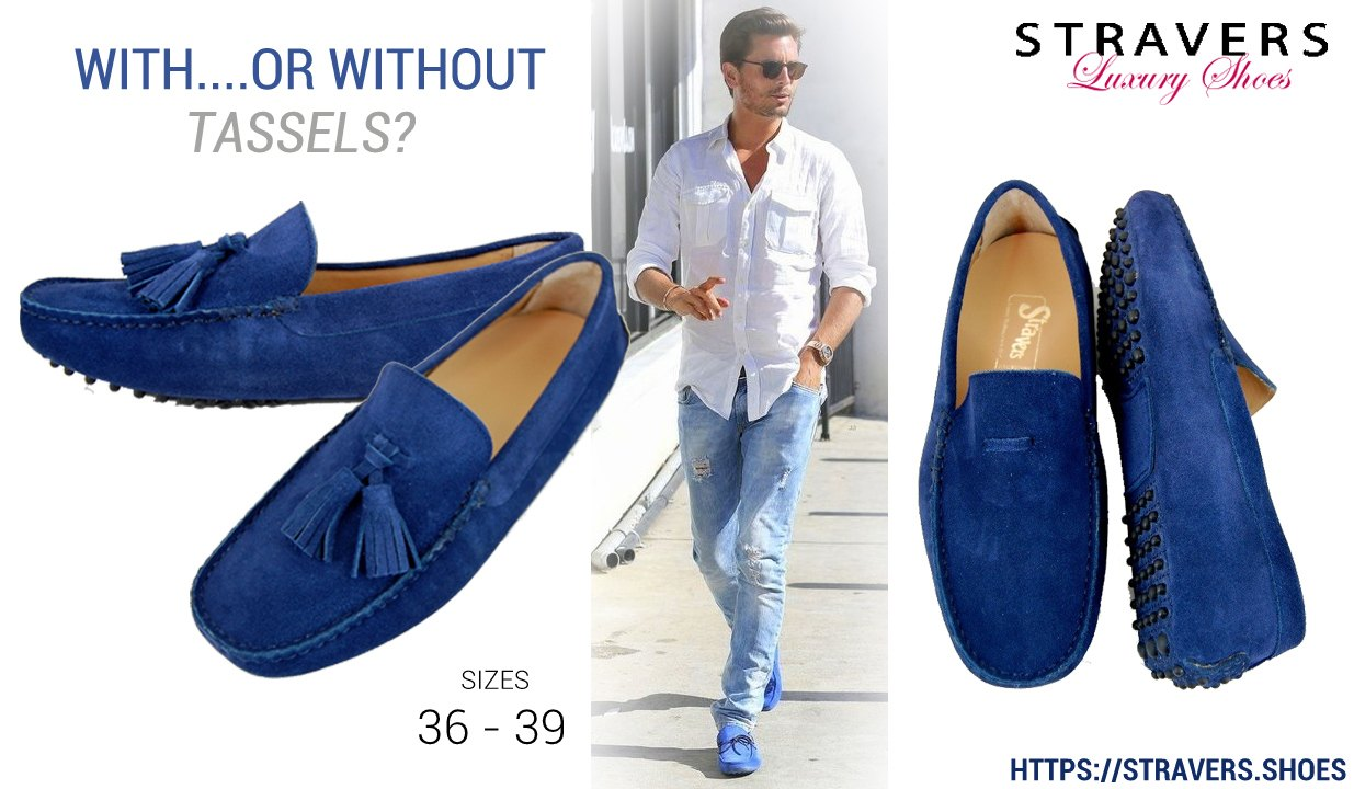 Mocassins in small sizes | Stravers | small men's shoes