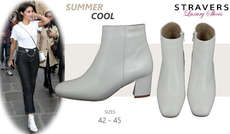 Ankle Boots  in large sizes | Stravers | large women's shoes