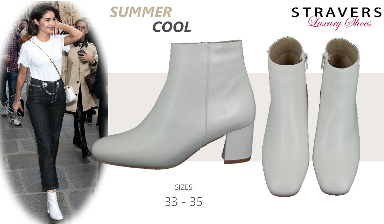 Ankle Boots  in small sizes | Stravers | small women's shoes
