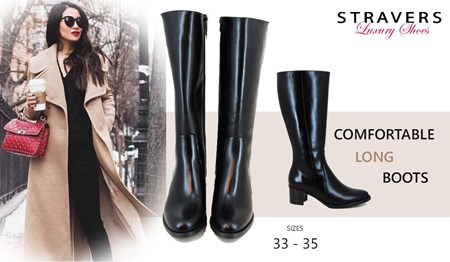 Boots in small sizes | Stravers | small women's shoes