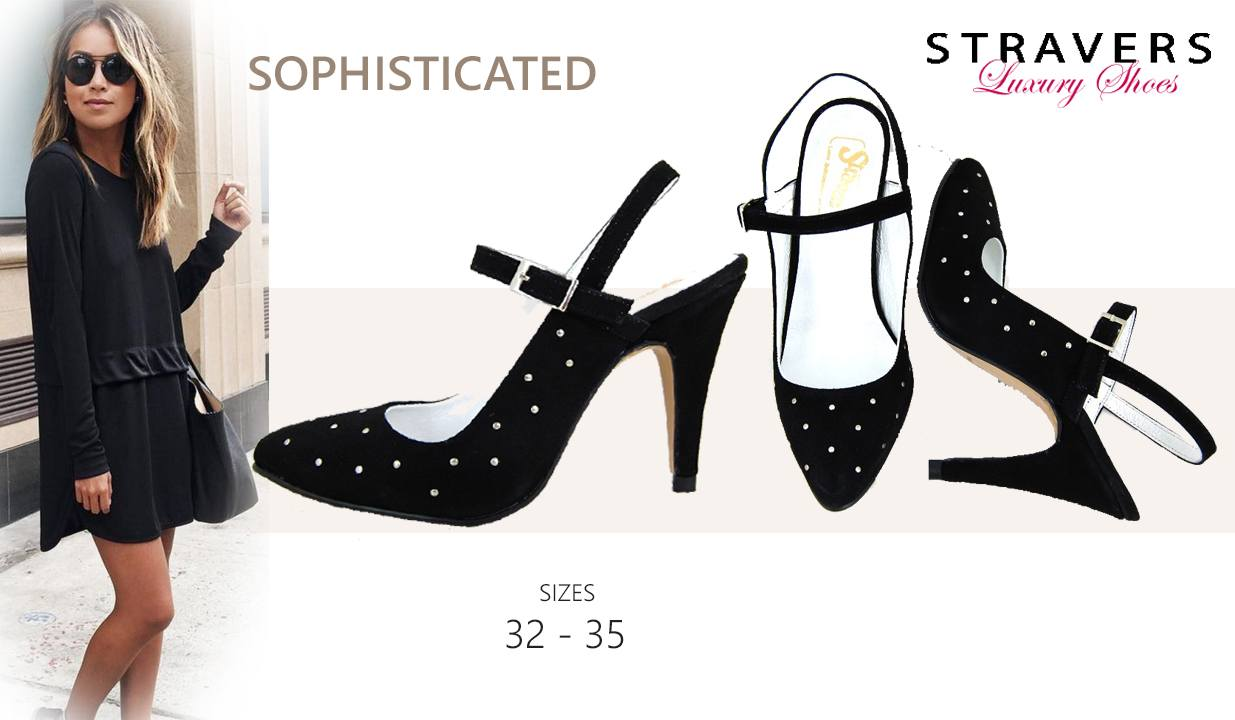 Pumps in small sizes | Stravers | small women's shoes