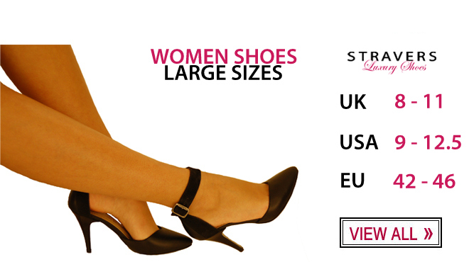 All Large Size Women S Shoes