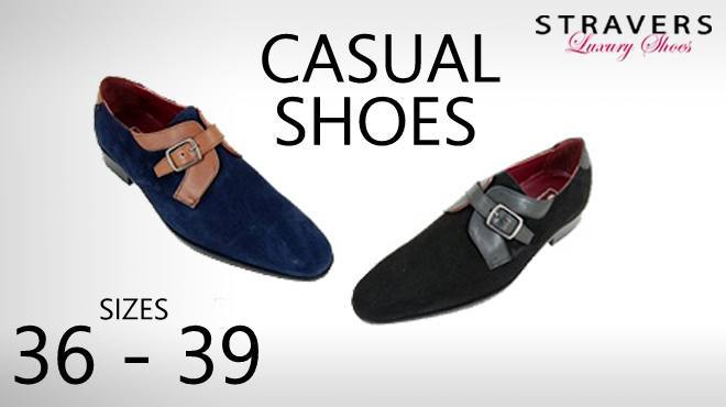Small size men's casual shoes