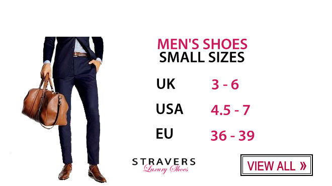 All small size men's shoes