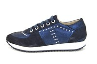 Fashion Sneakers Womens - blue