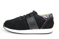 Stylish Sneakers Women - black
