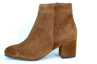 Comfortable Stylish Ankle Boots - camel