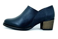 Western shoes - black in small sizes