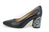 Van Gogh pumps - black in small sizes