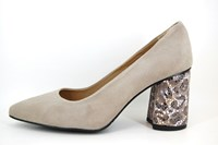 Van Gogh pumps - beige in large sizes