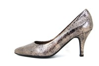 Classy pumps - metallic in small sizes