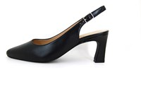 Mid heel sandals - black in small sizes