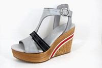 Exclusive wedge sandals