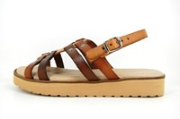 Stravers summer sandals - natural in large sizes