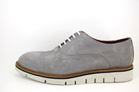 Semi casual shoes - grey in small sizes