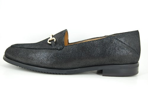 Jordaan Loafers - black