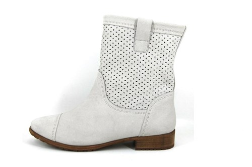 Festival summer boots - stone