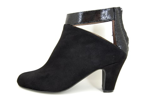 Glamorous ankle boots - black