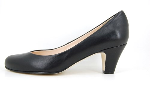 Pumps mid heels - black