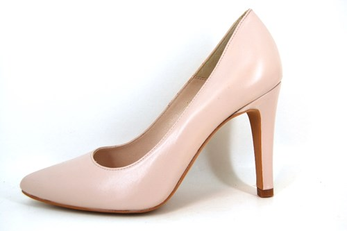 Pink Nude Pumps
