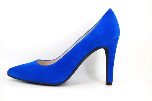Pointy Heels - Princess Blue