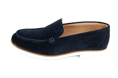 Easy mocassins - black