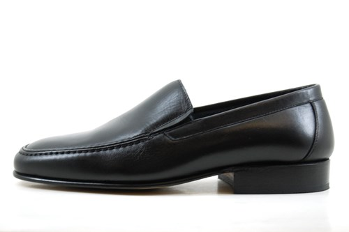 Full leather loafers