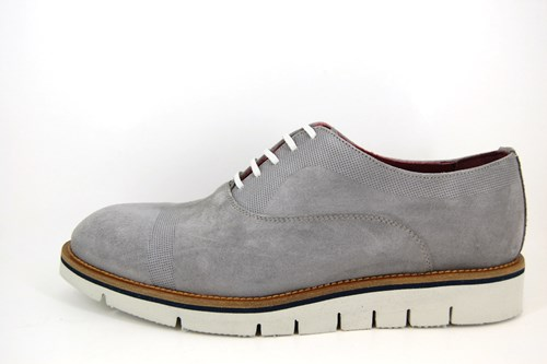 Semi casual shoes - grey