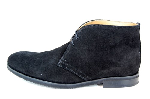 Desert Boots mens - black suede | Small
