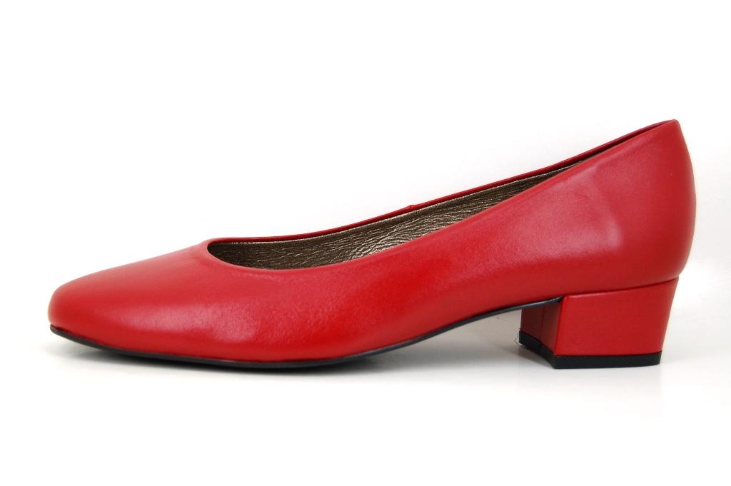 red heel shoes uk