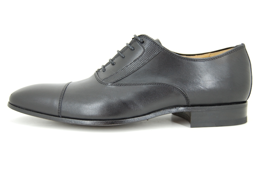 black men's shoes dress
